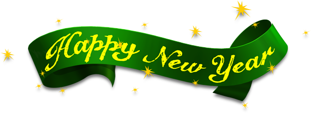 Happy New Year 2018 Photo Png 6360