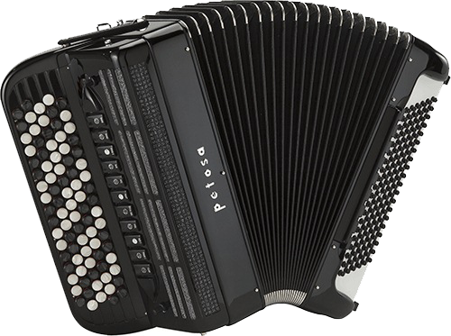Black Accordion Images For The Study Of Music 26660