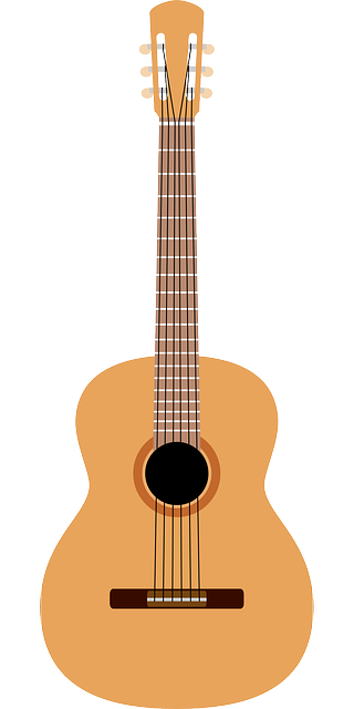 Acoustic Guitar Vector Graphic Picture Png 26791