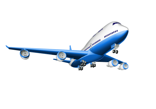 Background Airplane Transparent 10521