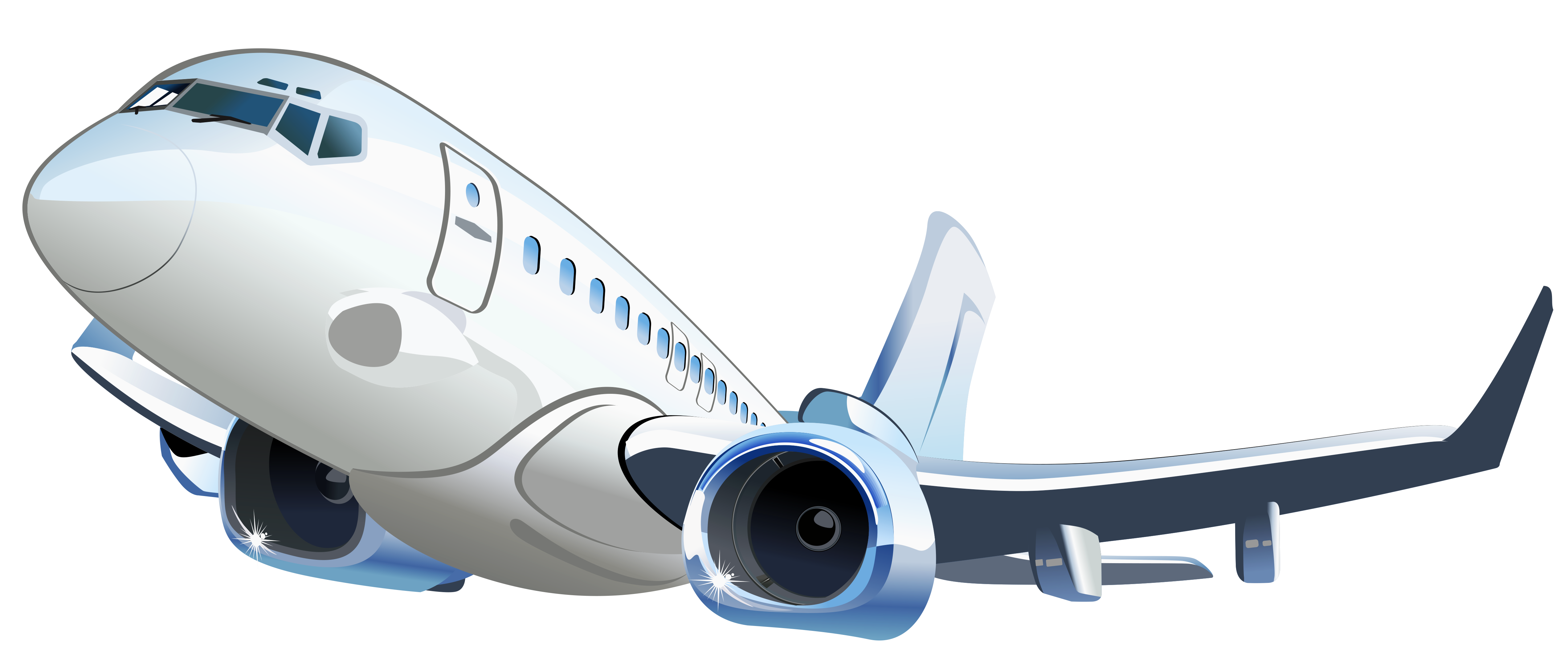 Photos Airplane PNG Images