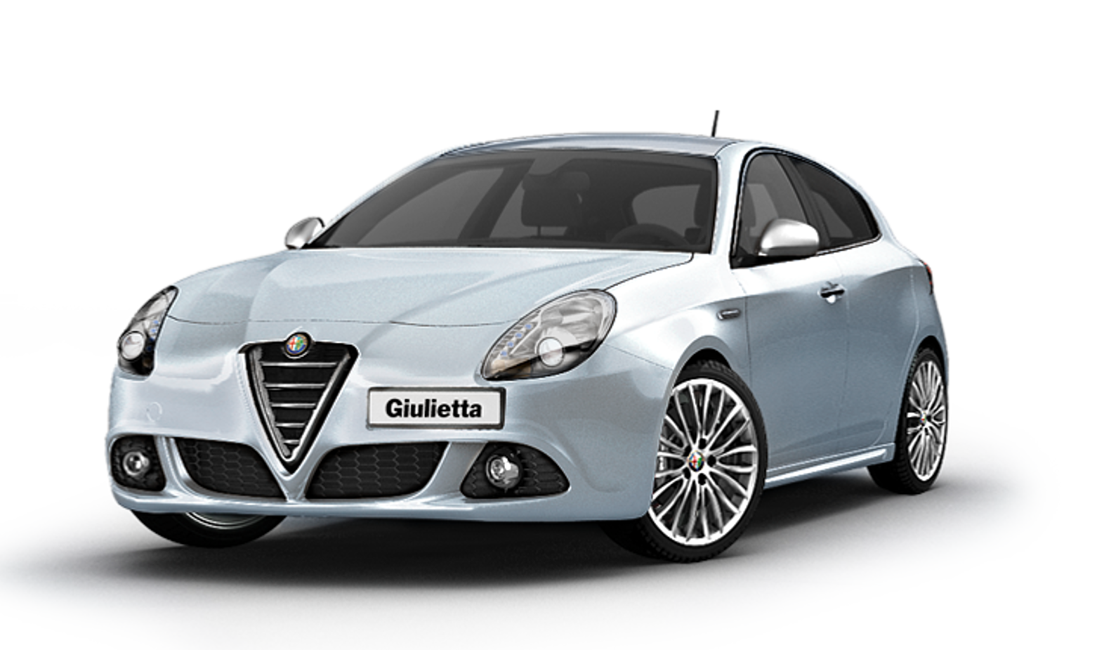 Alfa Romeo Giulietta Car Stylish Design Transparent 26748