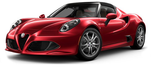 2018 Alfa Romeo 4C Spider Specs Red Car Image 26754