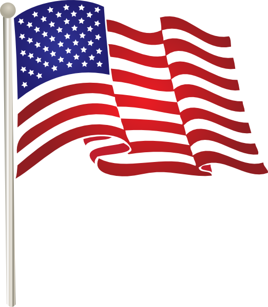 American Flag Png Clipart Best 6749