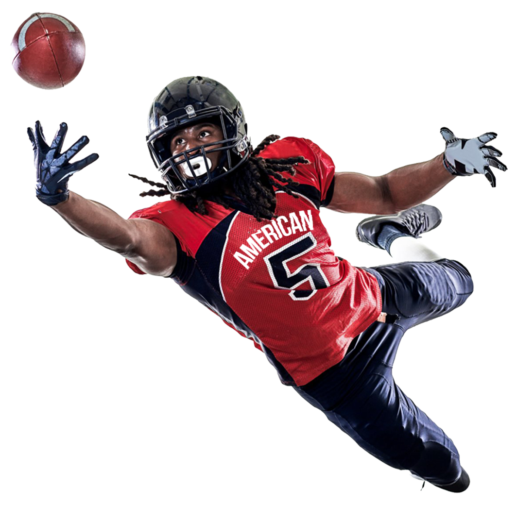 American Football Team Clipart PNG File 18348
