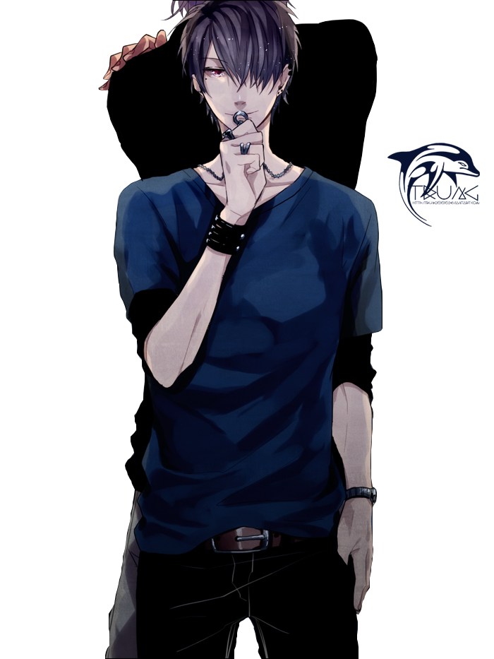 Anime Boy Transparent Image