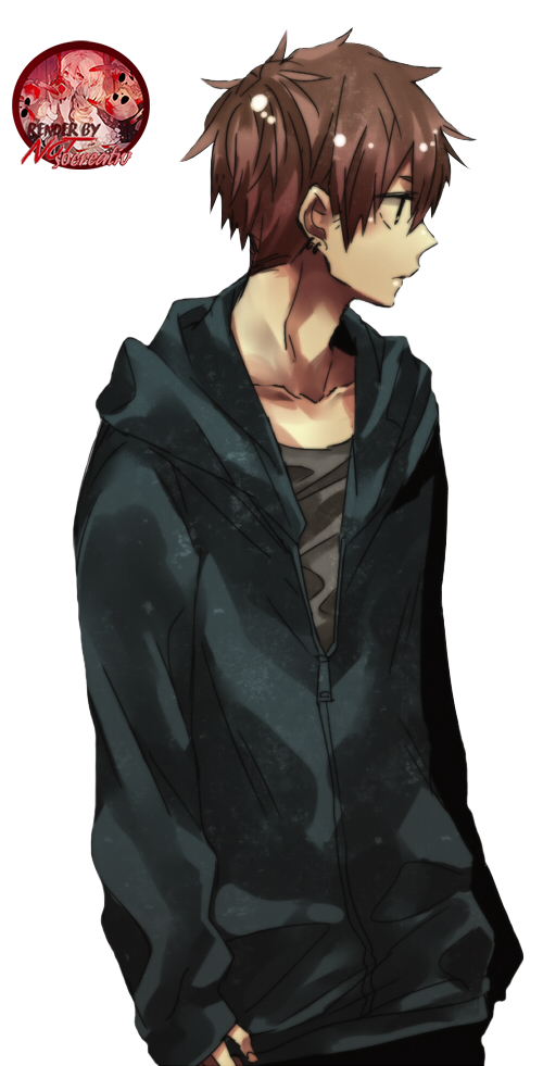 Anime Boy Free Transparent Png 12709