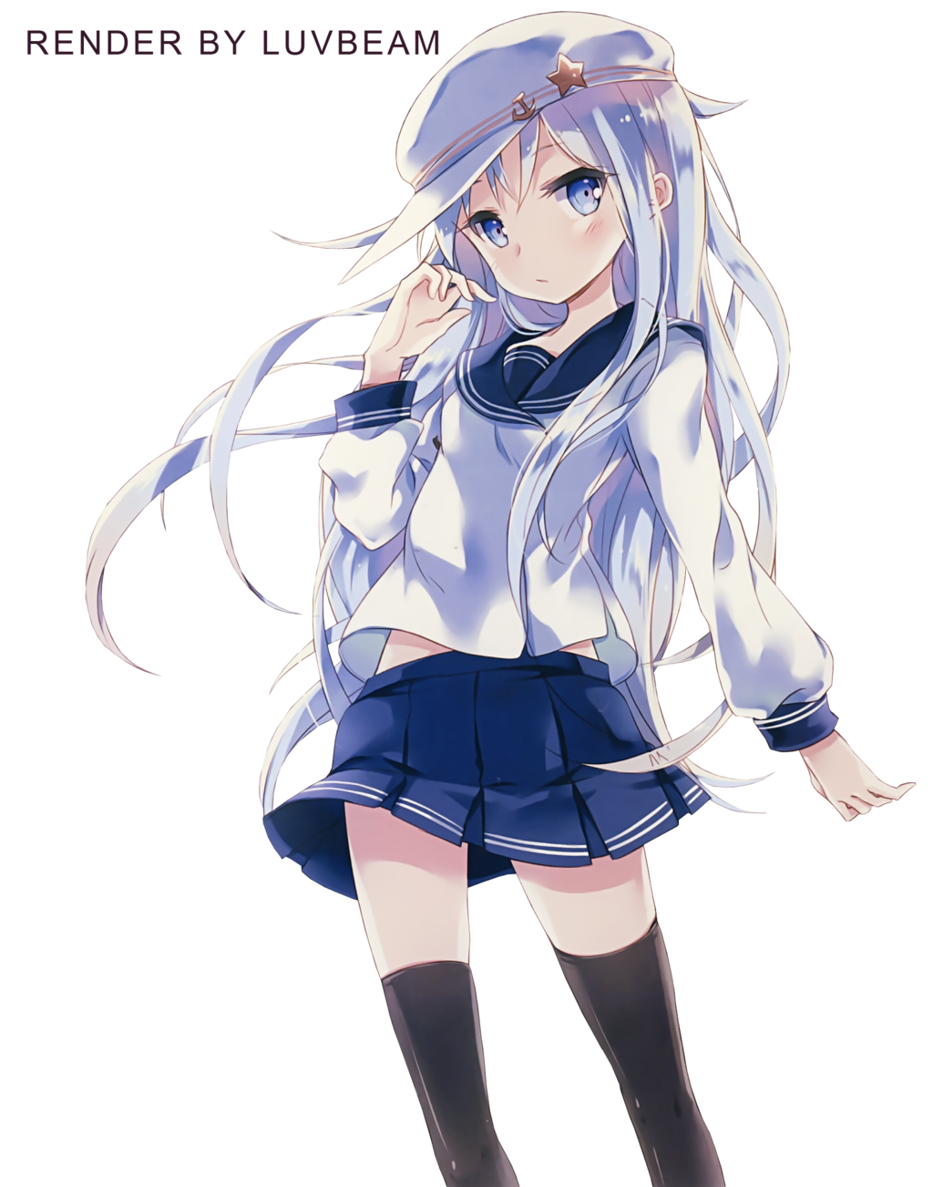 Anime Girl Transparent Picture 15 12200
