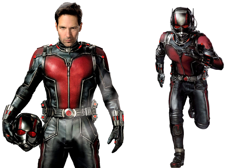 Helmet And Running Ant Man In His Hand Png, Movement, Offense 27440