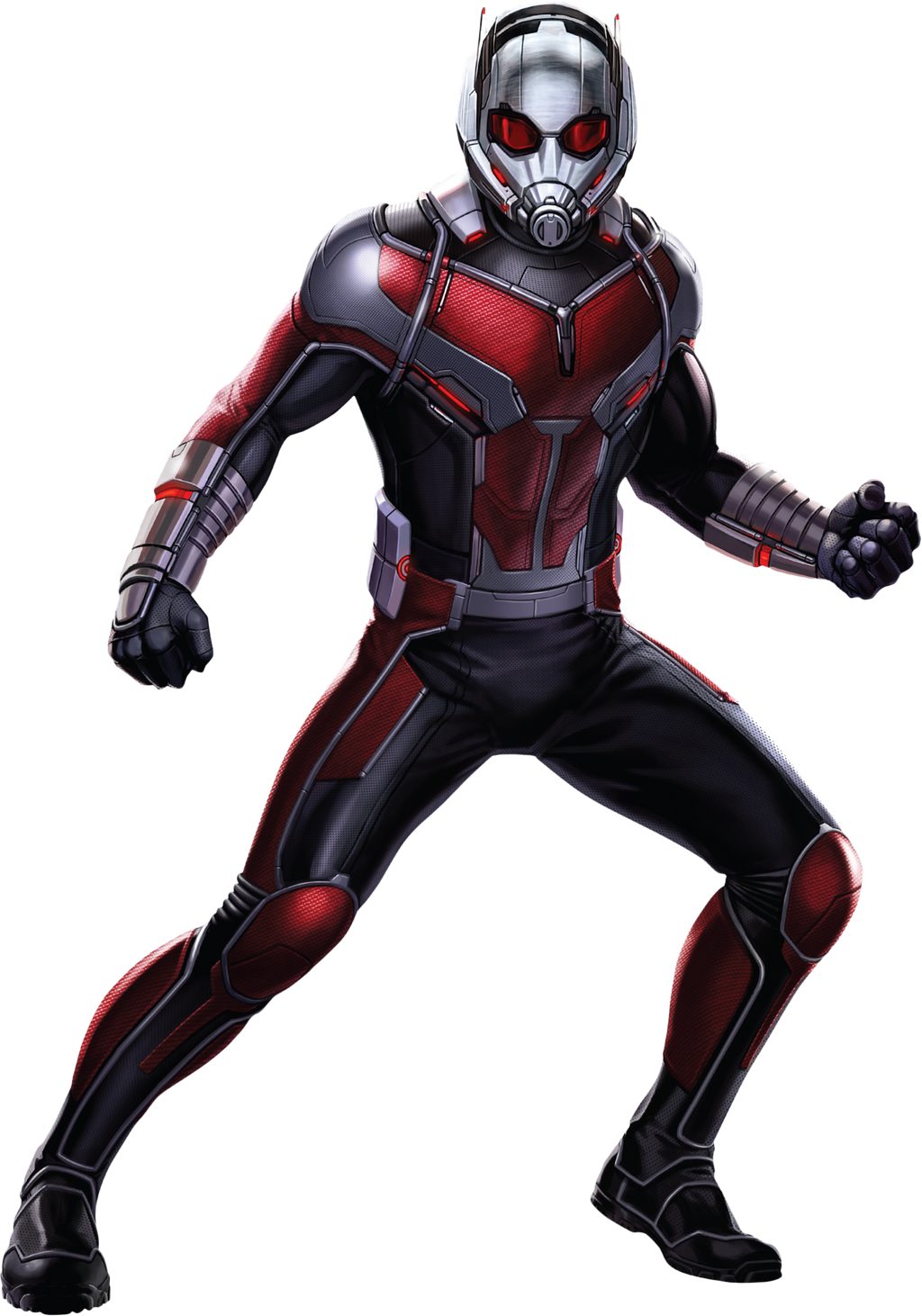 Ready To Attack Ant Man Photo 27442