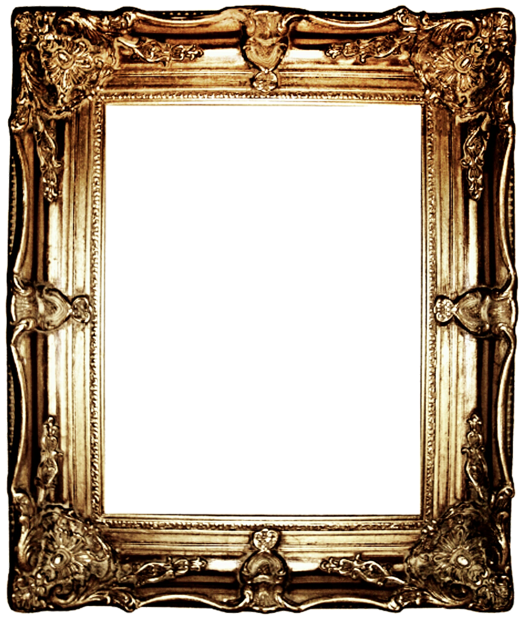 Frame Png Antique Clipart 2271
