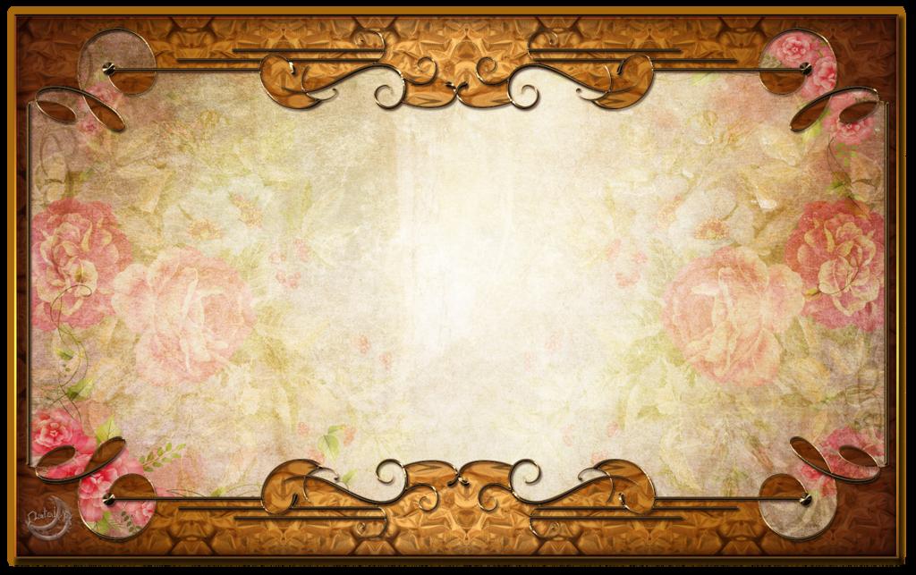 Vintage decor frame antique png 2276 transparentpng for Small vintage style picture frames