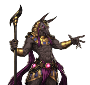 Anubis Brown Dust Clipart Image 26843