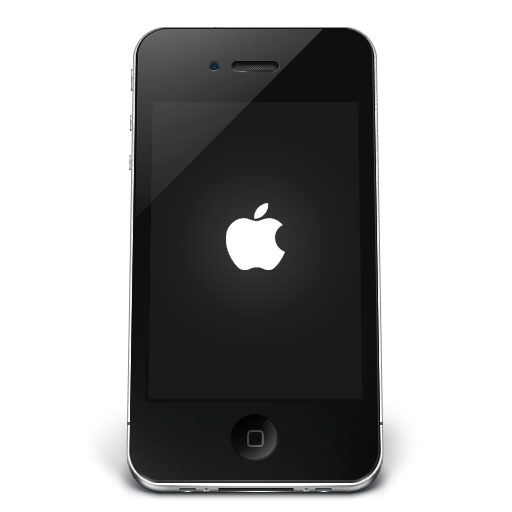 Black Apple Iphone Free Download 19987