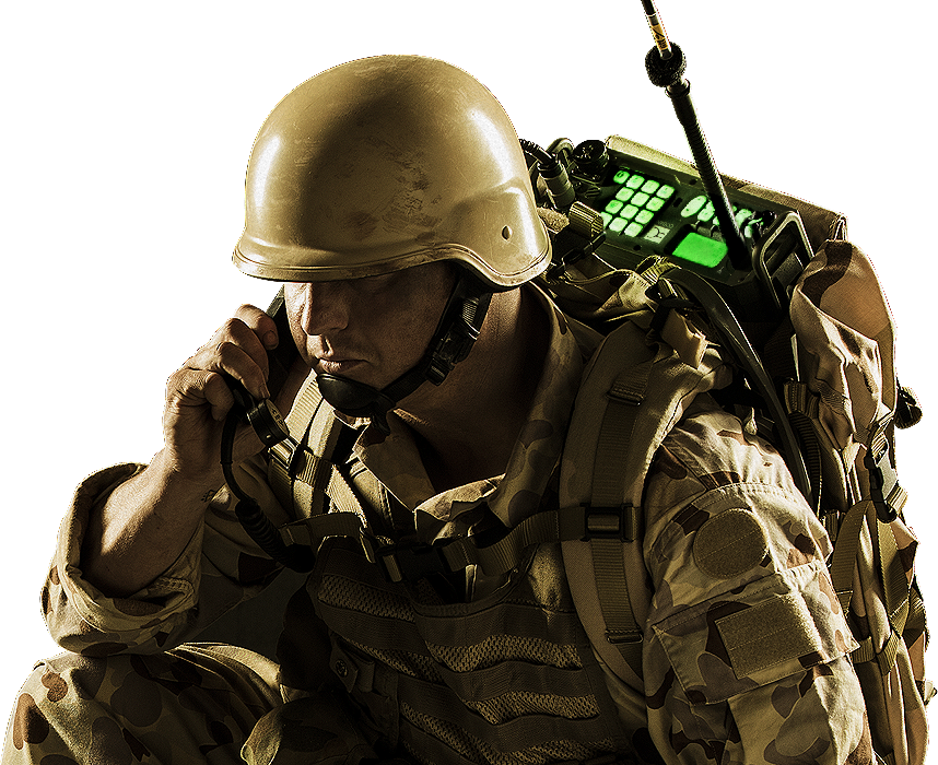 Phone, Speech, Expert, Soldier, Army Download Png 27316
