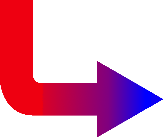 Ultra Arrow Gradient Png 5538
