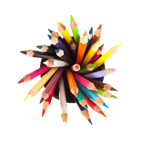 PNG Painting Art Color Pencils 27361