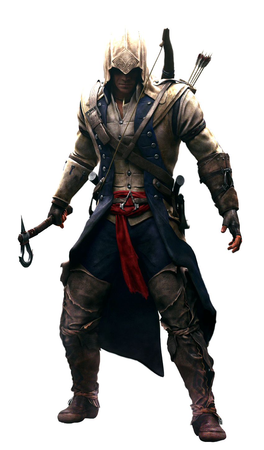 Assassins Creed Attacked Warrior Image PNG 27530