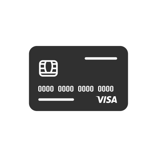 Hd ATM Card, Visa Card Icon Image 27257