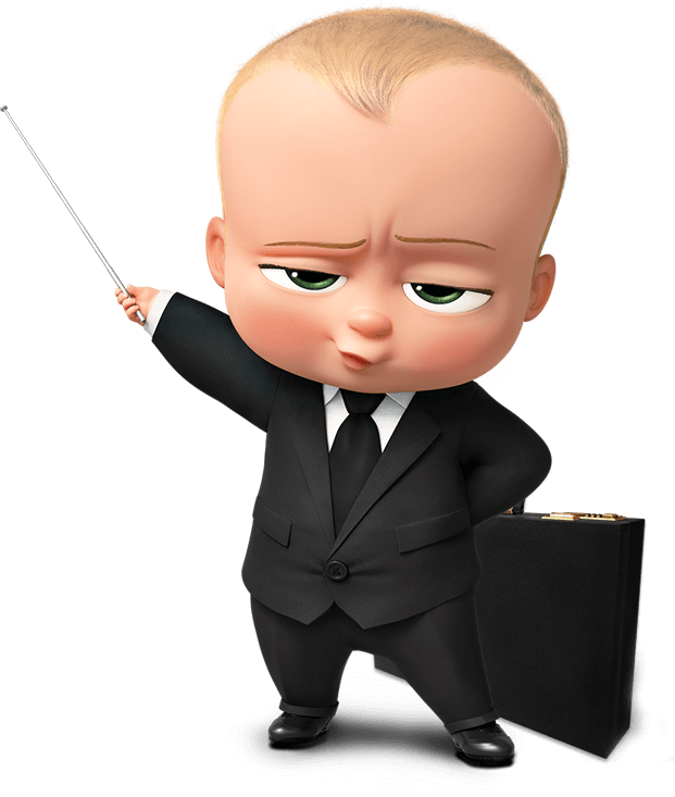 The Boss Baby Transparent Png 650