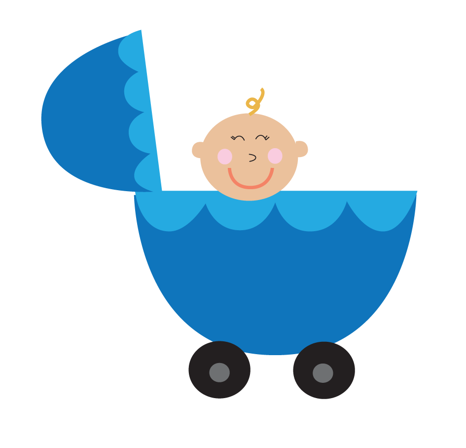 The Stroller Baby Png Clipart 670