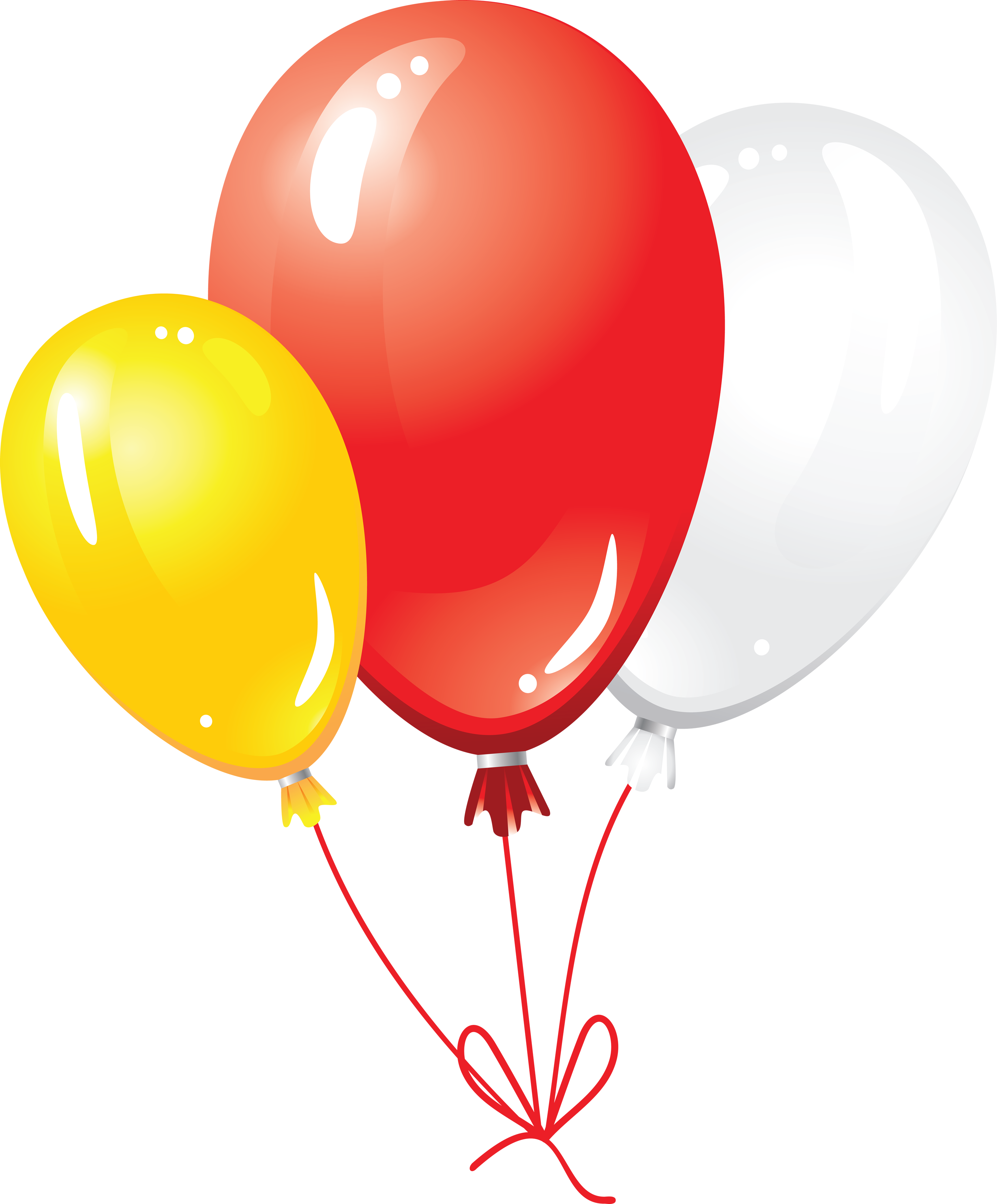 Balloons High Quality PNG PNG Images