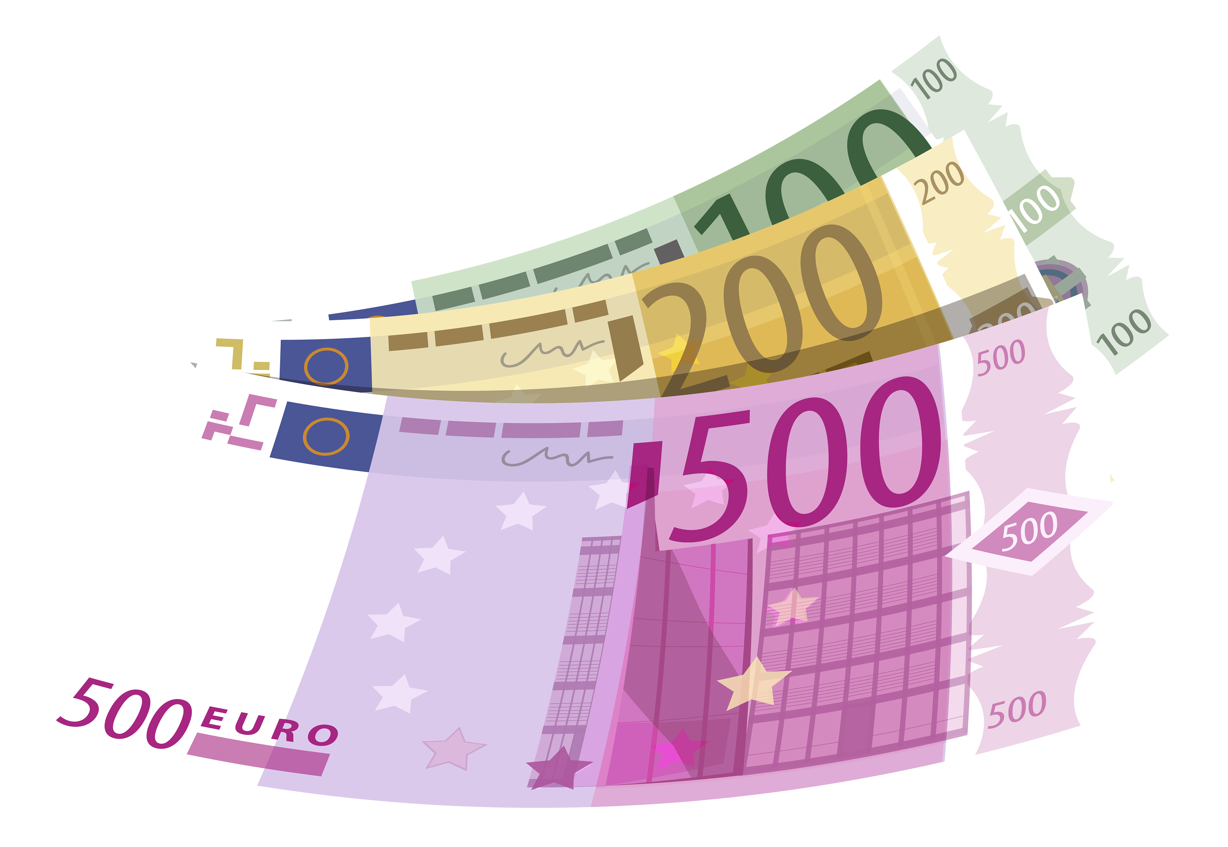 Banknote Background PNG Images