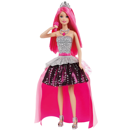 Buy Your Barbie Rock Png Image 3194