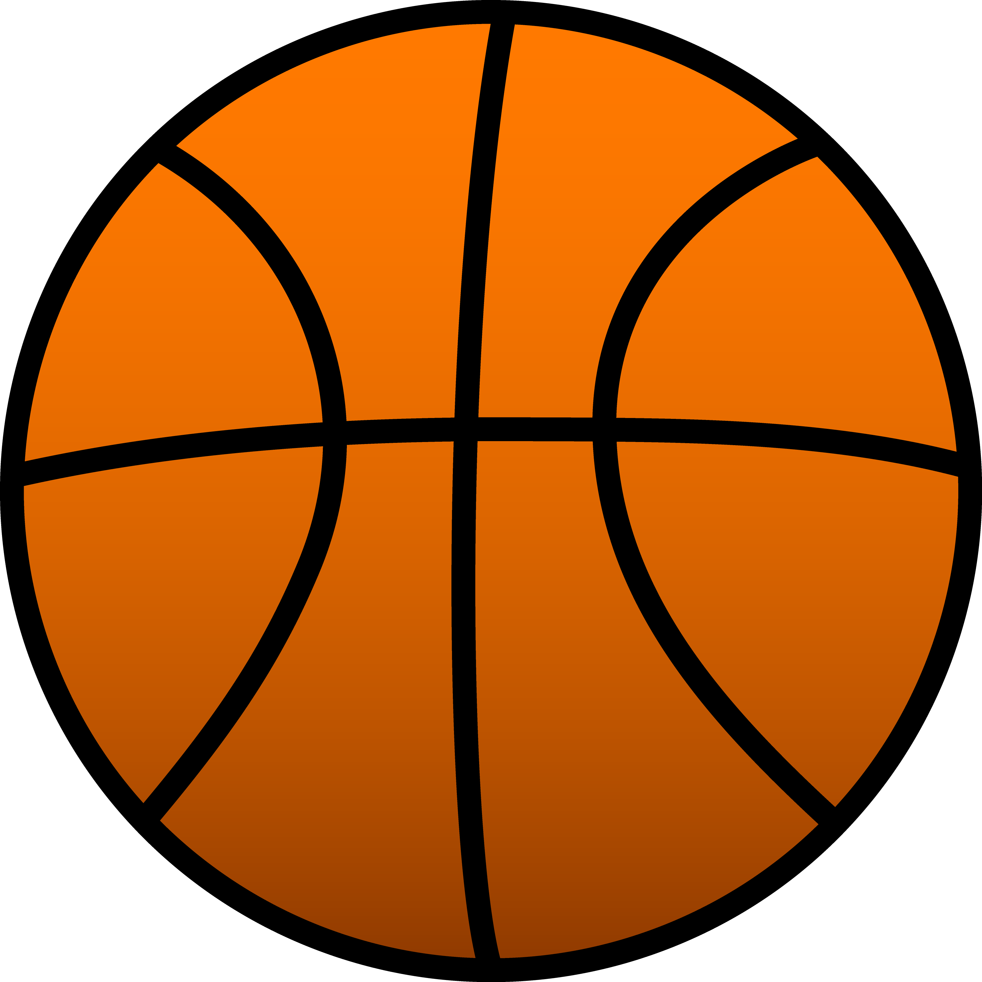 Basketball Clipart File PNG Images