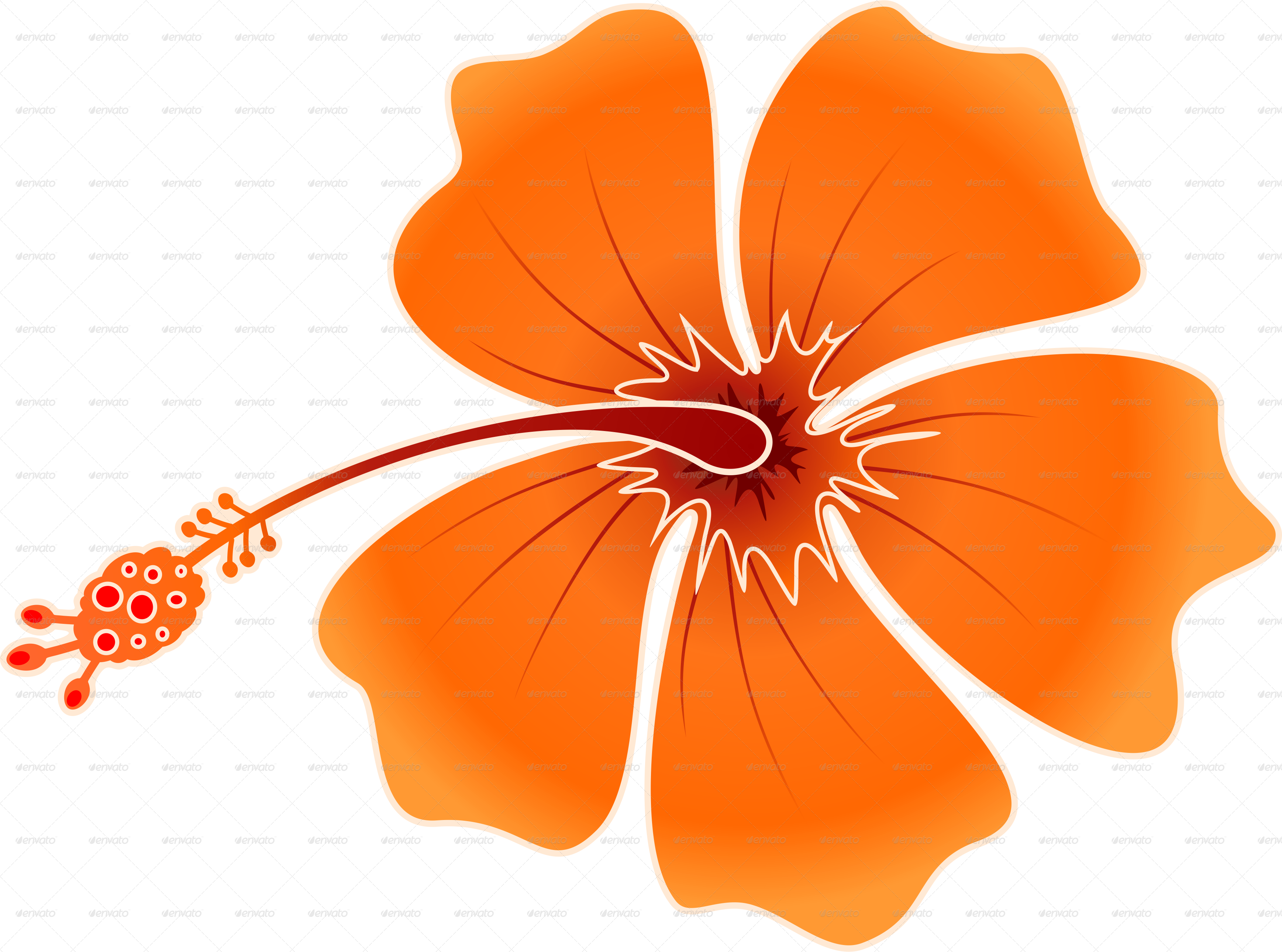 Batik Cut Out PNG Images