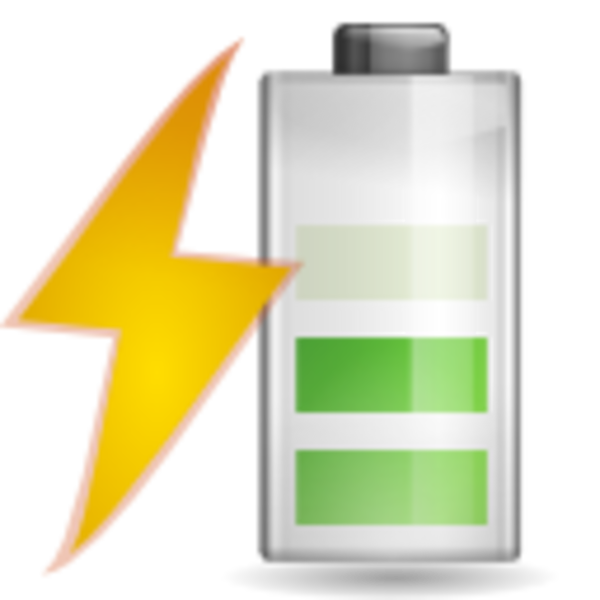 Battery Charging Best Png 7767