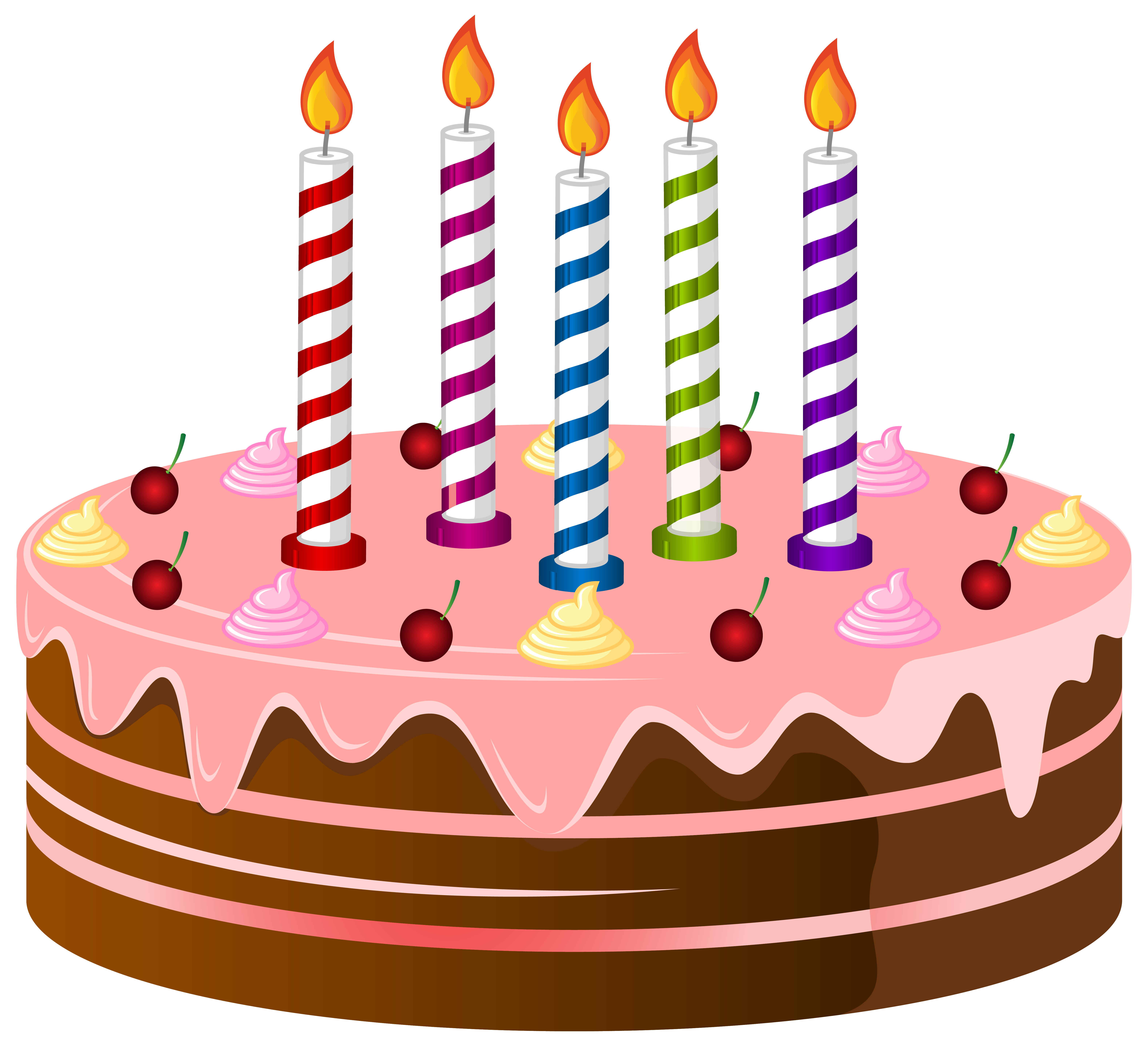 Cocao, Birthday Cake Png Clipart