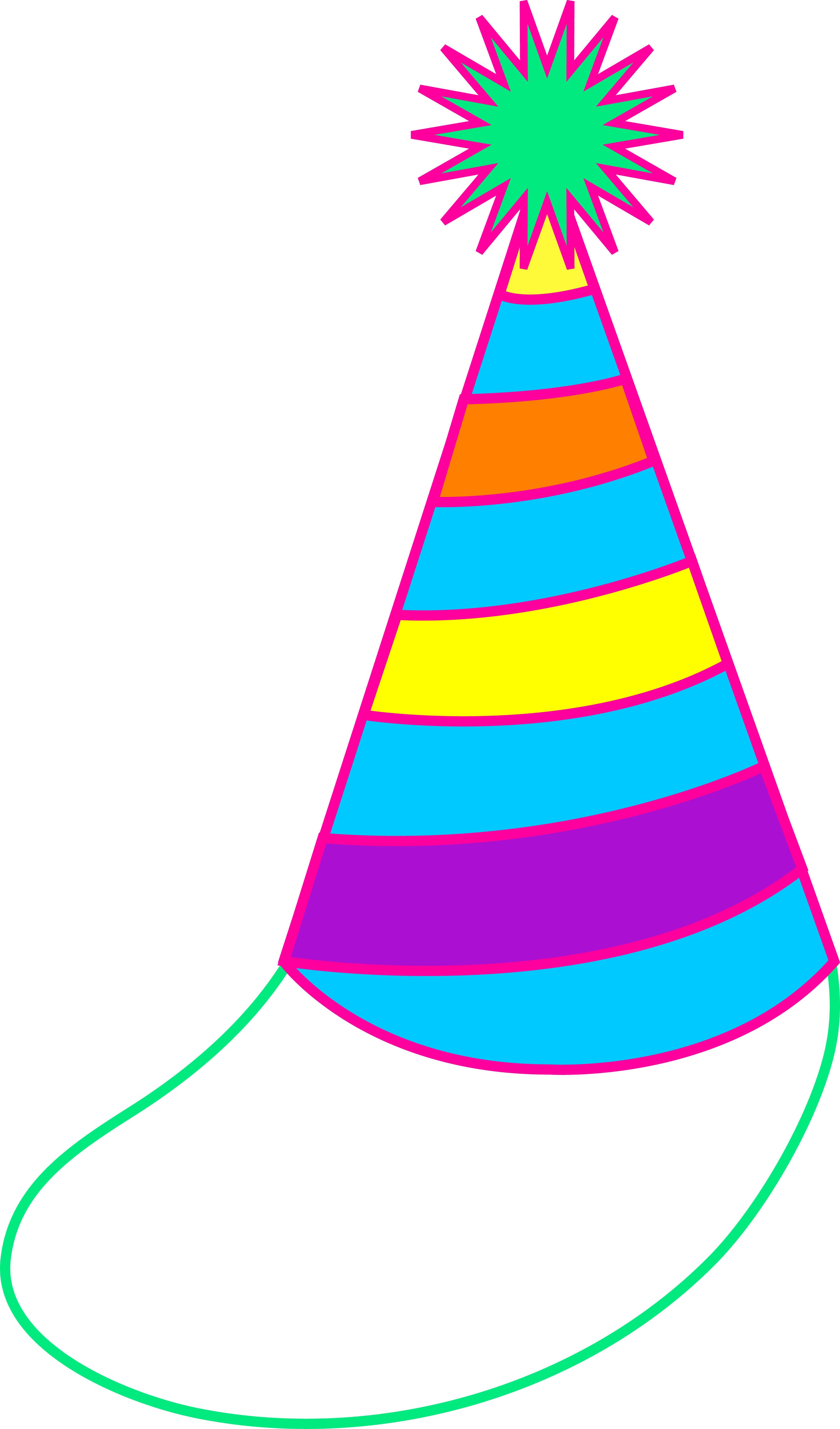 Best Birthday Hat Clipart 5795