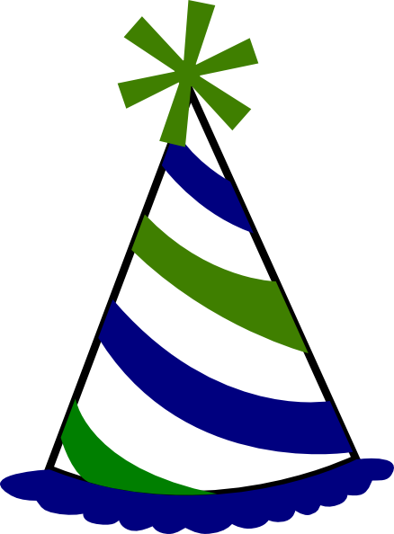 birthday hat clip art at picture 5802 transparentpng rh transparentpng com free clipart birthday hat