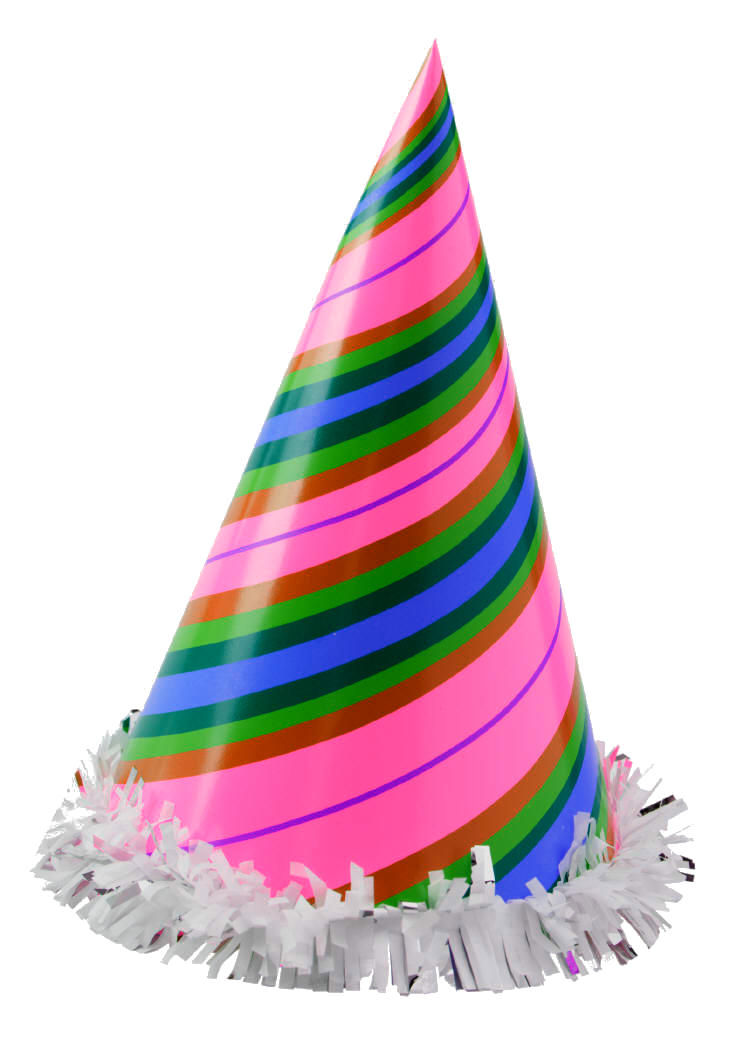 Happy Birthday Hat Child Png 5811