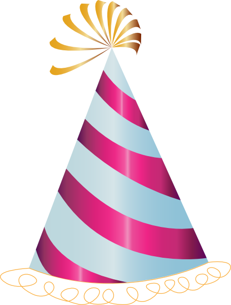 Party Birthday Hat Png Transparent Images  5791
