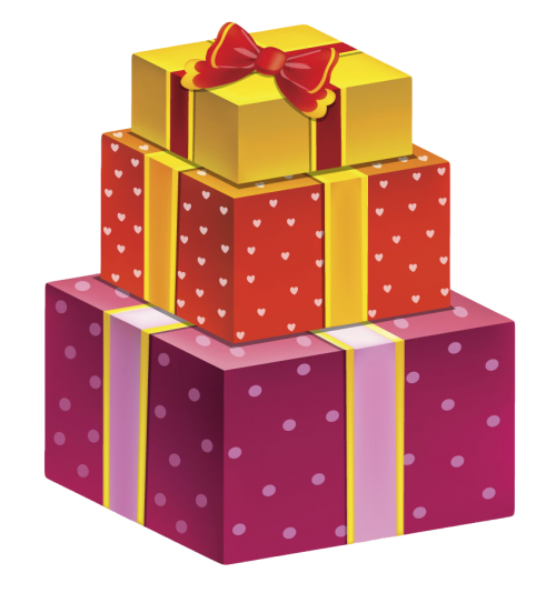 Gift Box Png Transparent Images Picture 5374