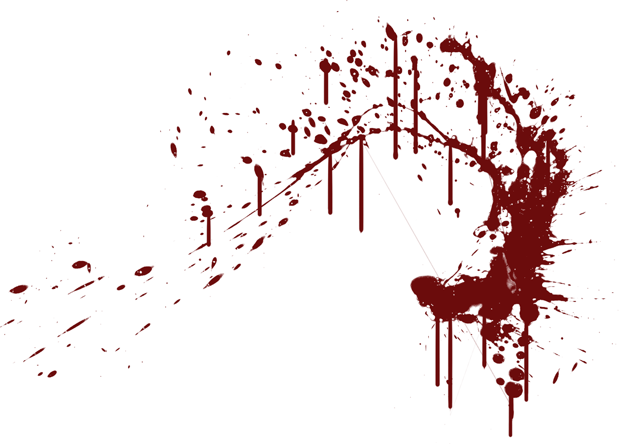 Blood Splatter Icon Clipart Png 14077