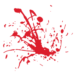 Blood Splatter Transparent Png 14086