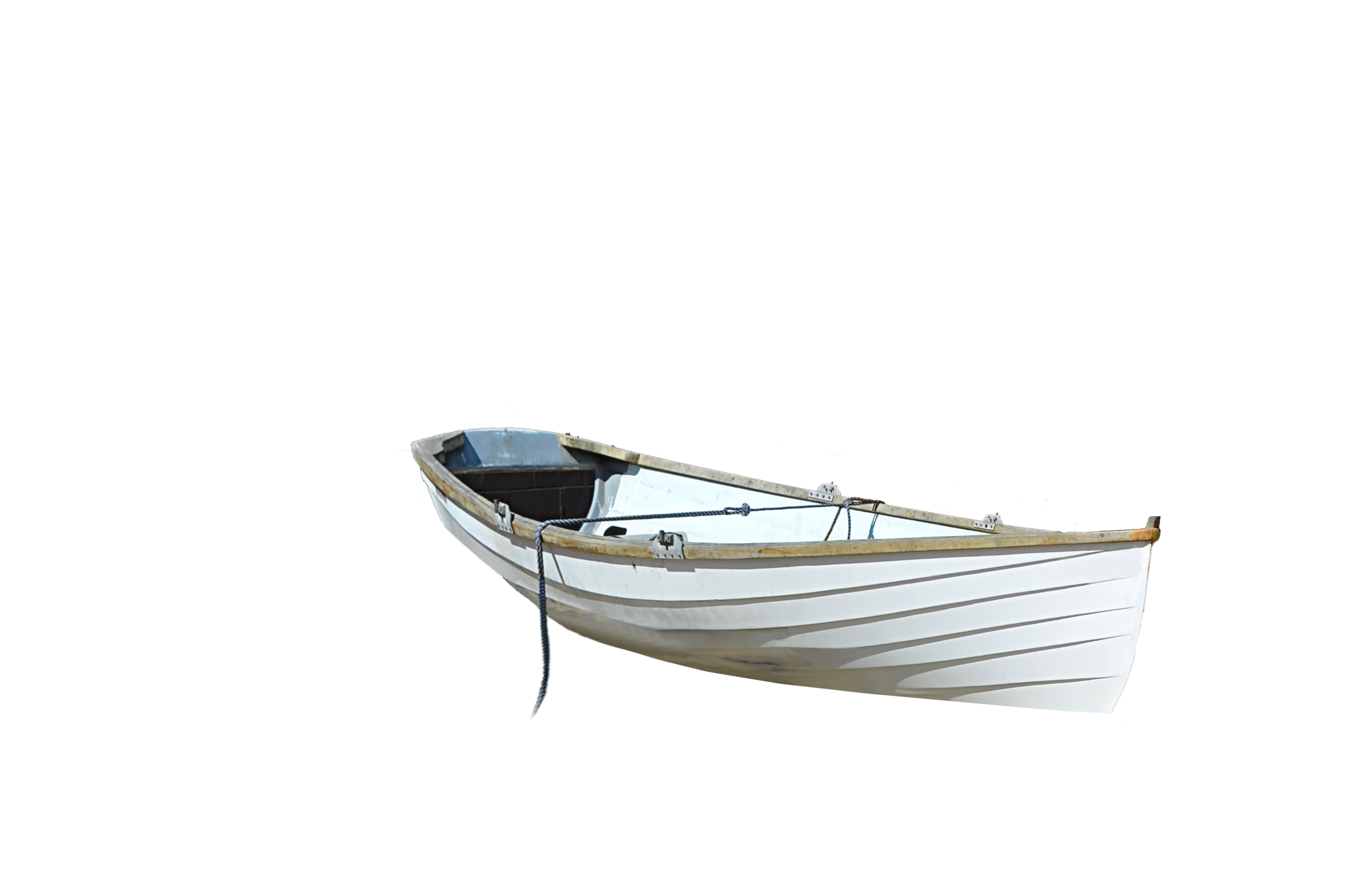 Boat New Boat With Rope Png