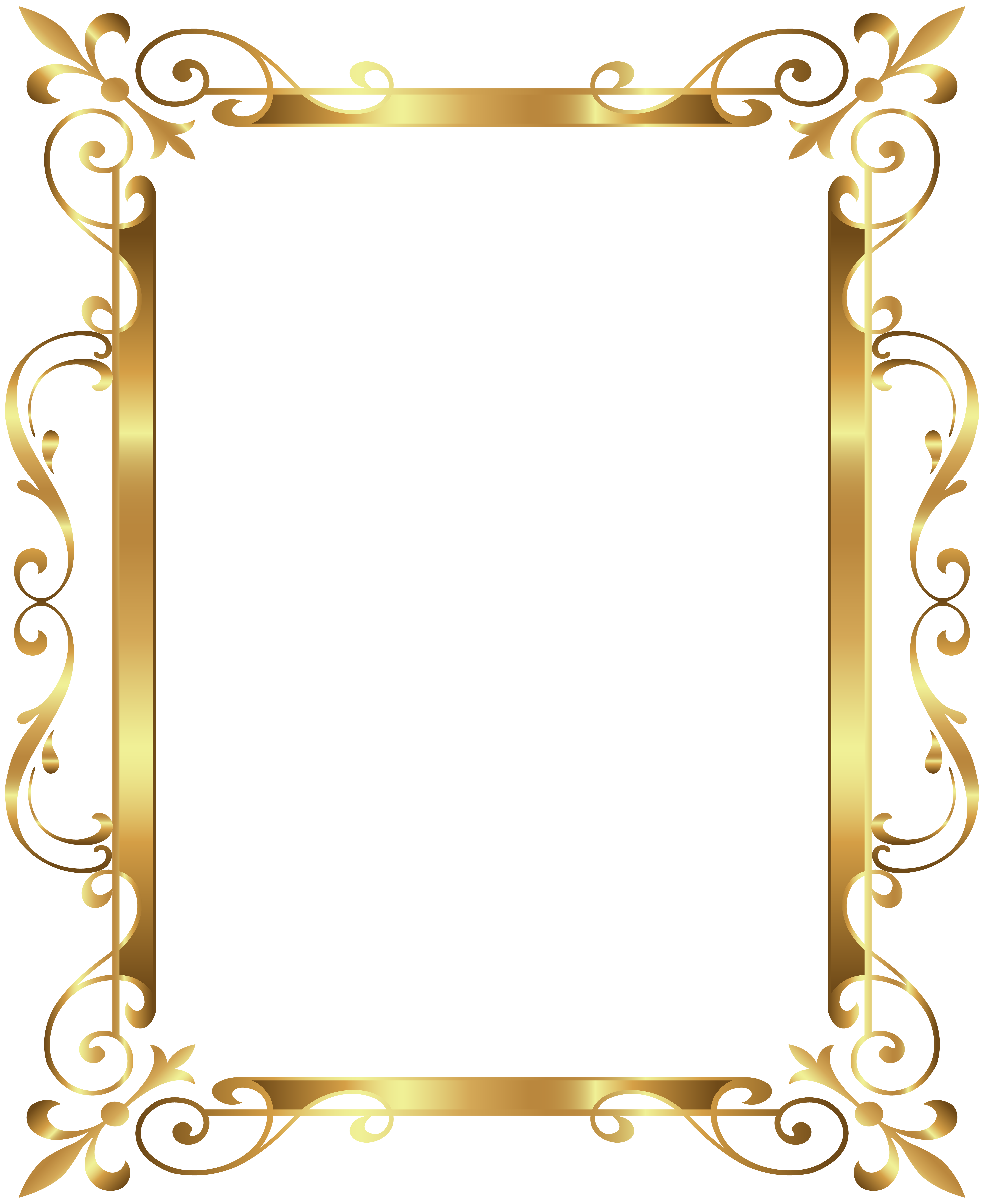 Border Frame Clipart Photo