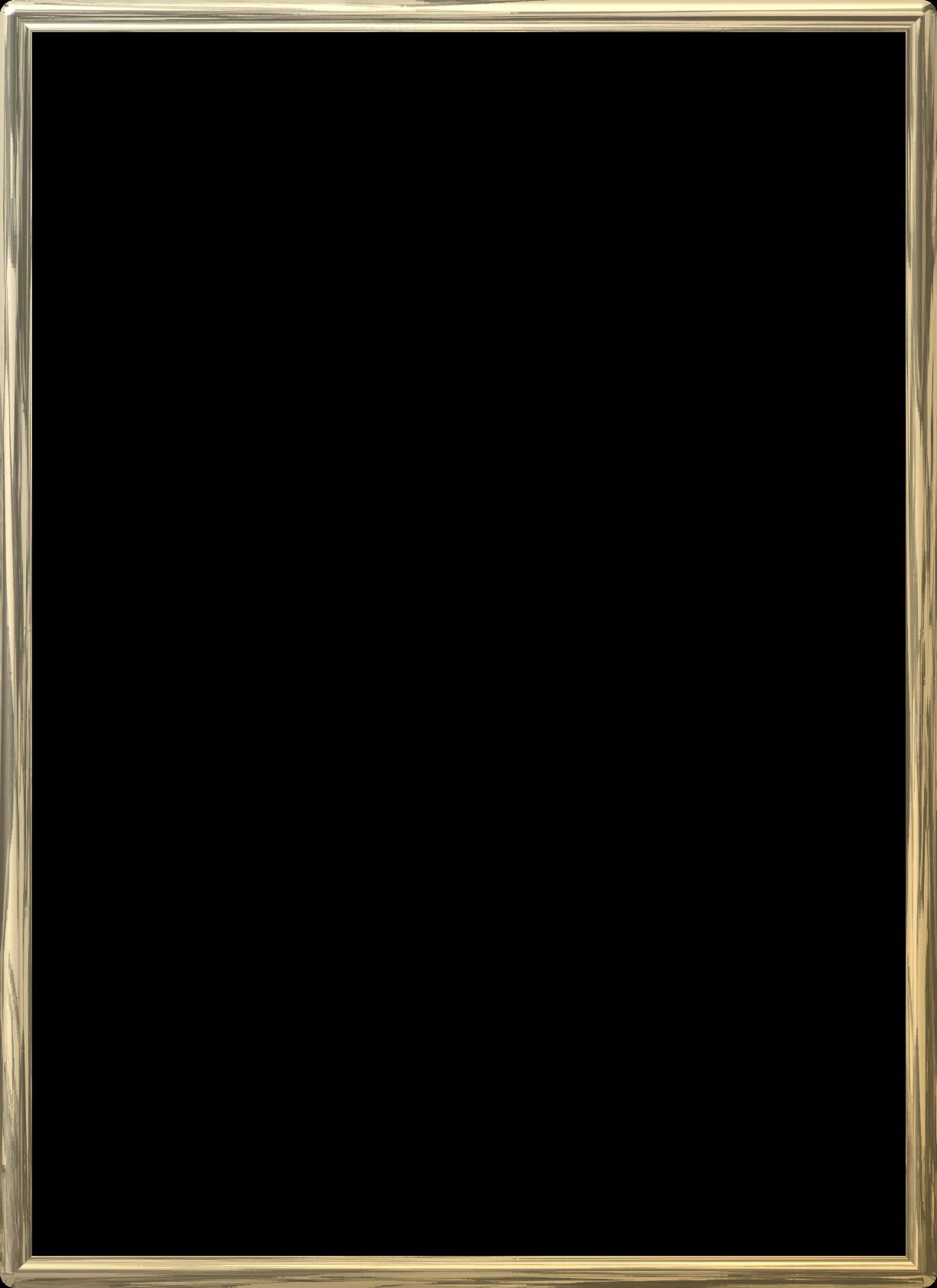 Border Frame Clipart HD - 17648 - TransparentPNG