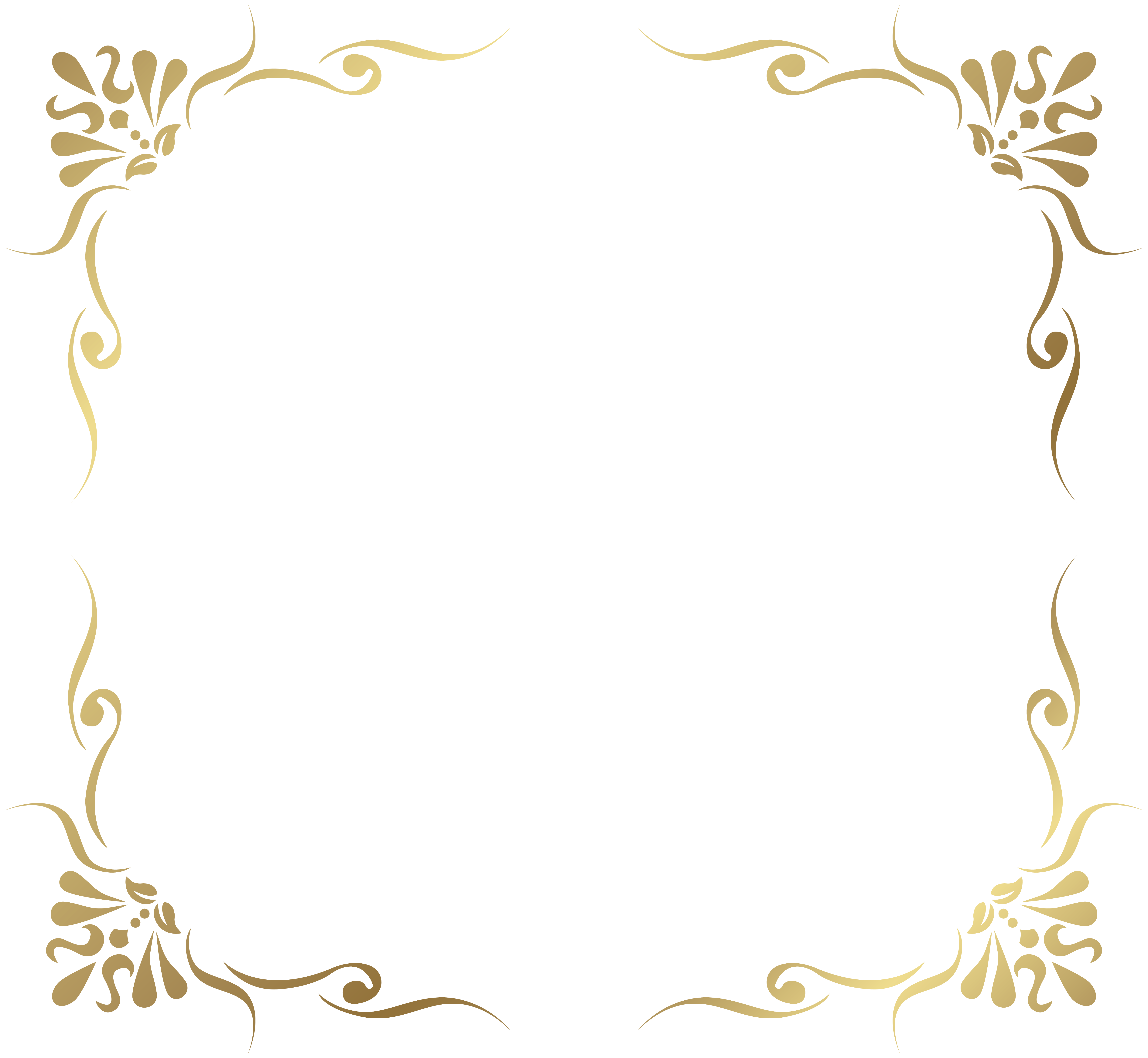 Border Frame PNG Icon PNG Images