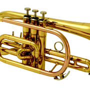 Brass Band Instrument Transparent Images  677