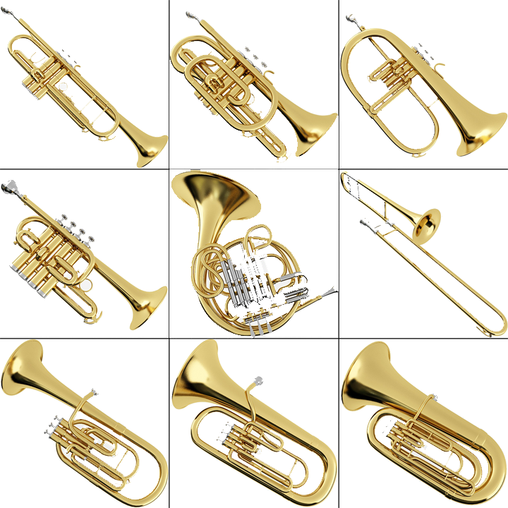 Brass Instruments .pixsharkm  Images Galleries  689