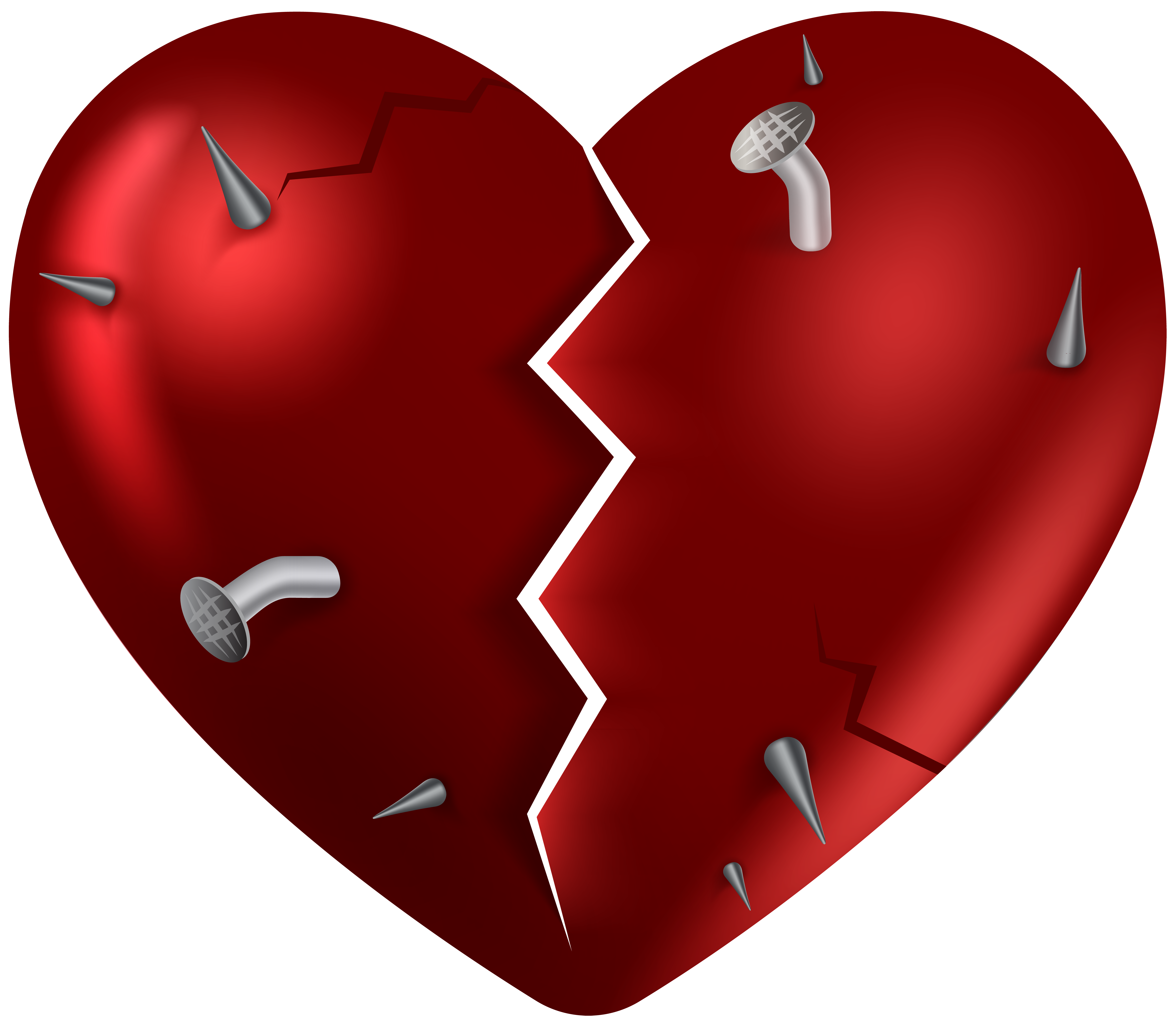 Broken Heart Free Download PNG Images