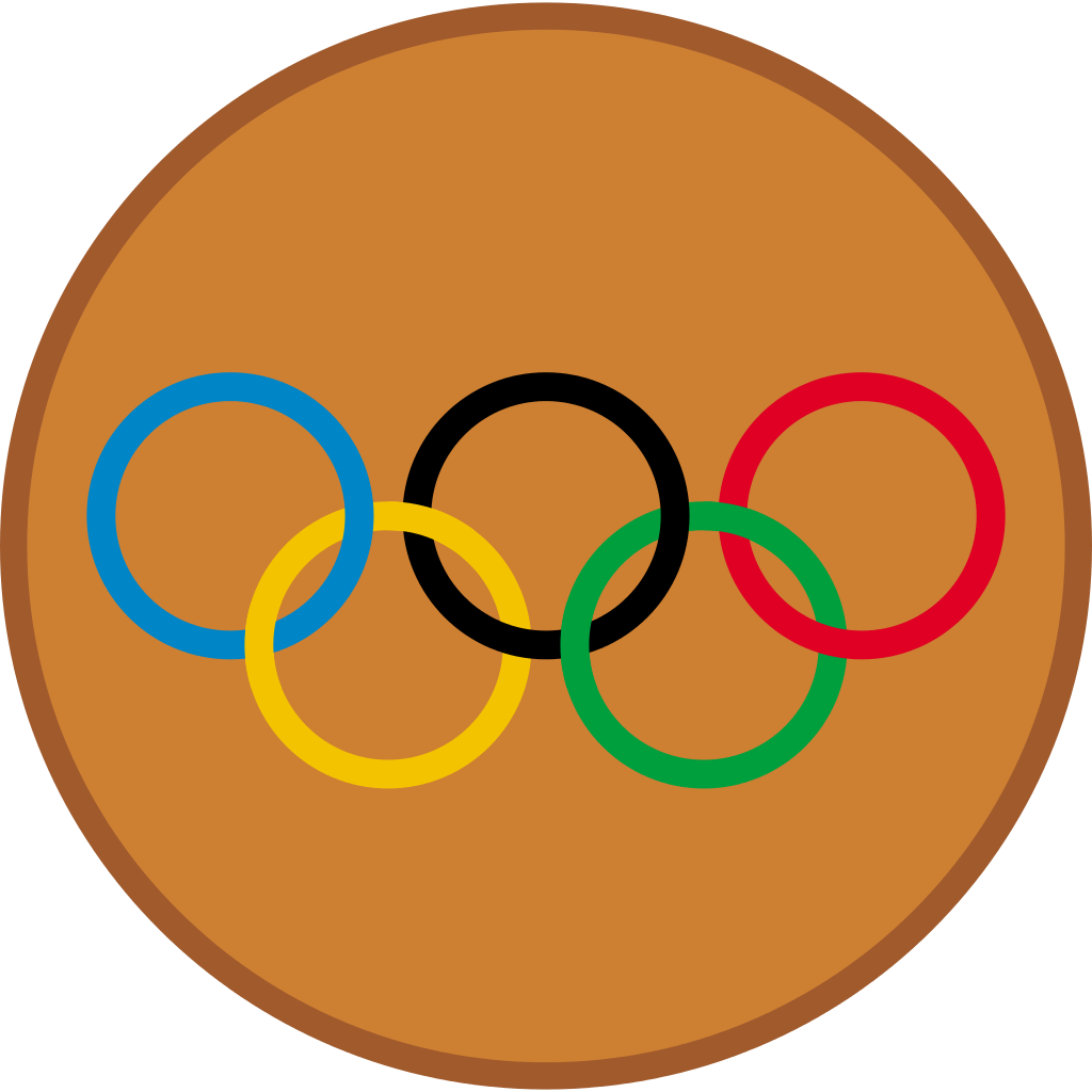 Bronze Medal Olympic Png Image 595
