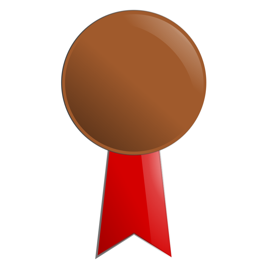 Bronze Medal Png Clipart Photo 598