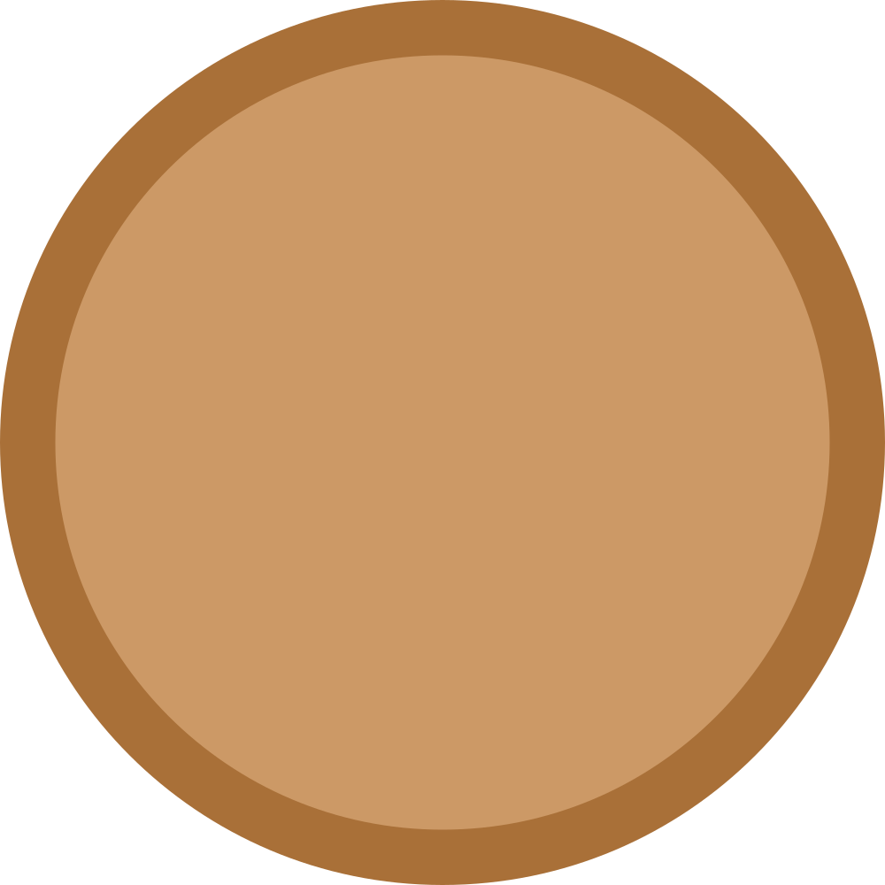 Simple Bronze Medal Png 584