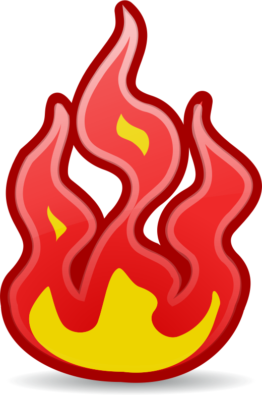 Burn PNG Icon 11274